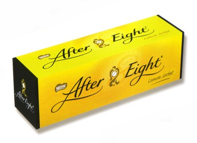 After Eight White Chocolate Mints