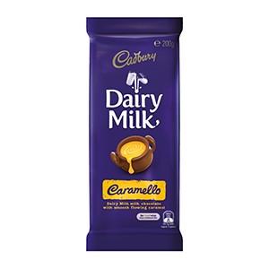 Cadbury Bar Caramello 200g