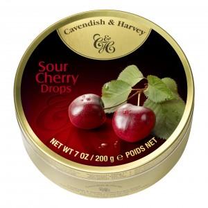C&H Sour Cherry Drops
