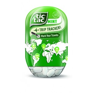 Tic Tac Bottle Mint T200