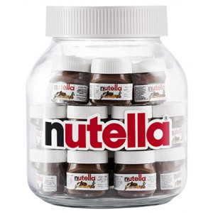 Nutella World 30gx21