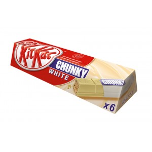 Kit Kat Chunky White Gift Pack 240g