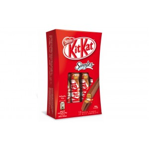 Kit Kat Singles 182g