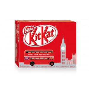 Kit Kat Origin Box Milk 630g