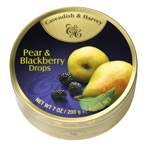 C&H Pear & Blackberry Drops