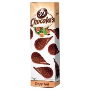 Hamlet 36 Chocola's Hazelnut 125g