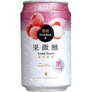 Sweet Touch Lychee Fruit Beer
