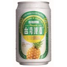 TTL Taiwan Pineapple Beer 330ml, Alc.2.8%