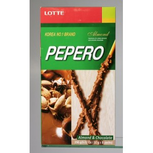 Lotte Almond Pepero Big Pack
