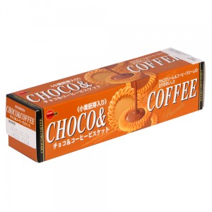 Bourbon Choco & Coffee Biscuit 103g