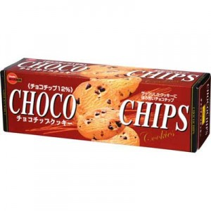 Bourbon Chocolate Chips Cookies 106g