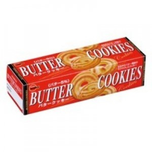 Bourbon Butter Cookies 100g