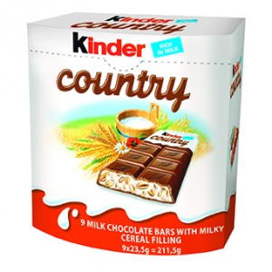 Kinder Country T9
