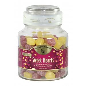 C&H Sweet Hearts Friendship 350g