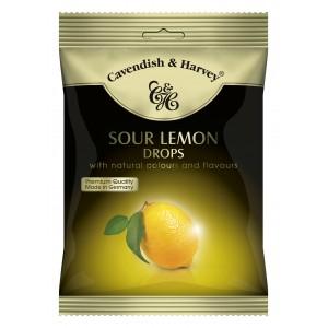 C&H Premium Sour Lemon 100g