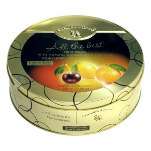 C&H All the Best Gift Tin 400g
