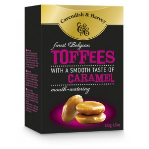 C&H Butter Toffees 130g