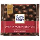 Ritter Sport Dark Whole Hazelnut 100g