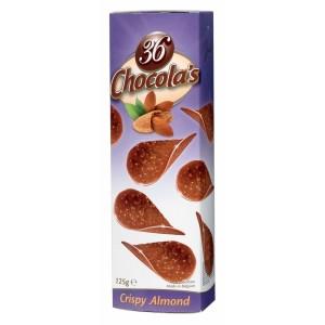 Hamlet 36 Chocola's Almond 125g
