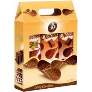 Hamlet 36 Chocola's Tripack M/N/D 375g