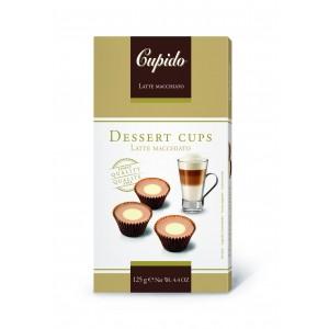 Cupido Dessert Cups Latte Macchiato 125g