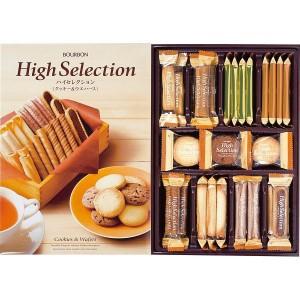 Bourbon High Selection HS-10 Cookies 300g