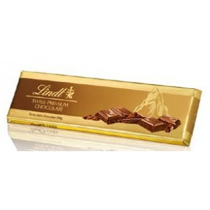 Lindt Gold Tablets Dark Chocolate 300g