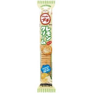 Bourbon Petit Lemon Cream Crackers 45g