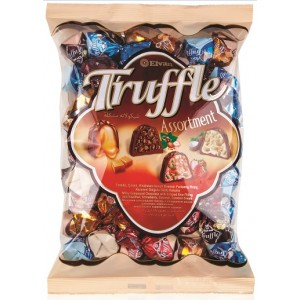 Elvan Truffle Bag Assorted 500g