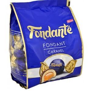 Fondante Bitter Chocolate Fondant with Caramel bag 500g