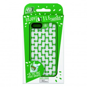 Tic Tac Iphone Cover 49g