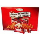 GBB Crunchy Almond Nougat - Red Box 200g