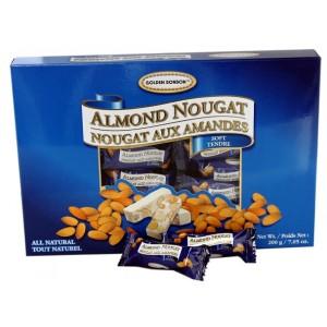 GBB Soft Almond Nougat - Blue Box 200g