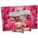 GBB Soft Almond Nougat - Cranberry Box 200g