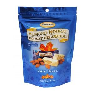 GBB Soft Almond Nougat - Maple 70g