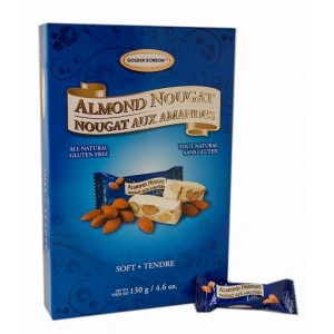 GBB Soft Almond Nougat Giftbox 130g