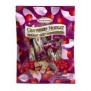 GBB Soft Almond Nougat Pieces - Cranberry 100g