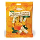 GBB Soft Almond Nougat Pieces - Orange 100g