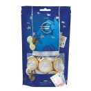 Hamlet Bag Golden Coins & Banknotes Milk Chocolate 150g