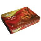 Vochelle Almonds Tin 380g