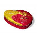 Vochelle Cranberries Heart Shape Tin 180g