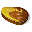 Vochelle Almonds Heart Shape Tin 180g