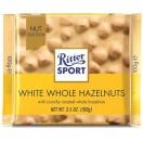 Ritter Sport White Whole Hazelnut 100g