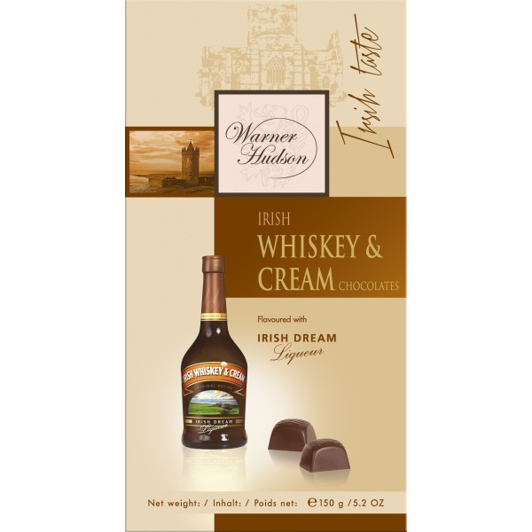 Warner Hudson Irish Cream The Finest 150g - Kaimay ... Smarties Box Design