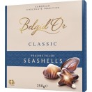 Natrajacali Belgid'Or Milk Seashells 250g
