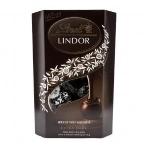 Lindt Lindor Cornet Dark 60% 200g