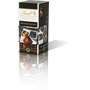Lindt Excellence Mini Tablets 286g
