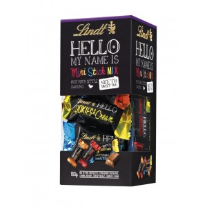 Lindt Hello Mini Sticks Mix 180g