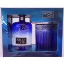 Akori Gin Gift Set 700ml, Alc.42%