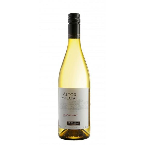 Terrazas De Los Andes Altos Chardonnay 750ml Alc 14